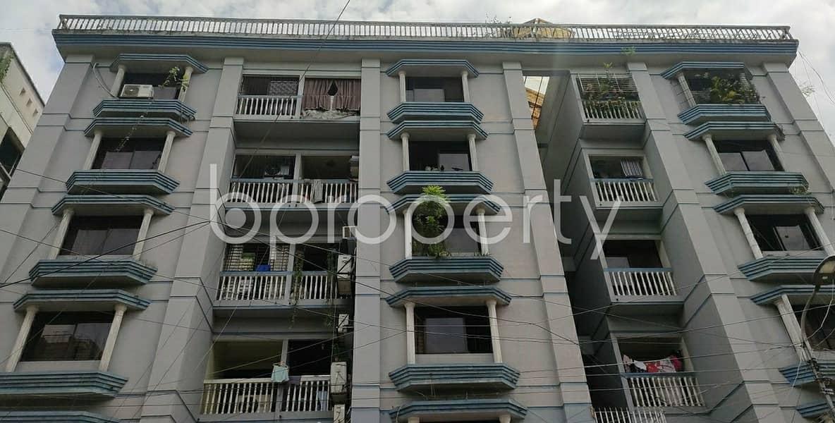 Flat For Rent At Dhanmondi , Near Paedihope Hospital For Sick Children