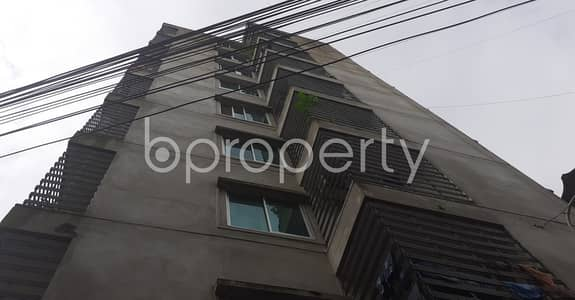 3 Bedroom Flat for Rent in 29 No. West Madarbari Ward, Chattogram - An Affordable And Wonderful 1500 Sq. Ft Flat Up For Rent Nearby West Madarbari City Corporation Girls' High School.
