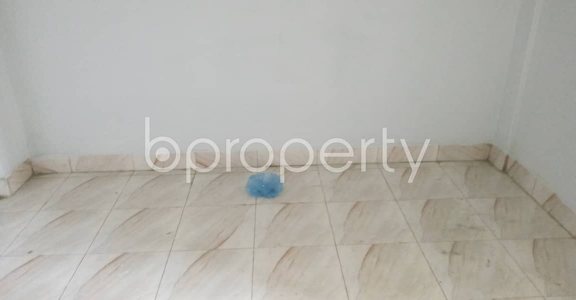 An Apartment Of 650 Sq. Ft-2 Bedroom Is Up To Rent In CEPZ Near Hazrat Ali Shah(R. ) Khamar-Bari Jame Mosjid