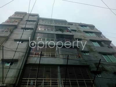 3 Bedroom Flat for Rent in Badda, Dhaka - A Well Defined Flat Of 1000 Sq Ft In Badda Is Available For Rent Nearby Alif Nagar Mosque