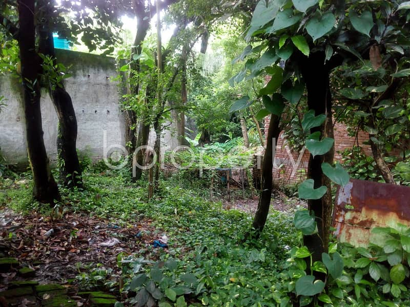 At Keraniganj 1620 Square feet plot is available for sale