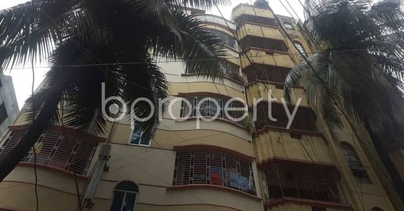 Office for Rent in Lalmatia, Dhaka - For Your Well-done Business An Office Of 550 Sq Ft Is Ready For Rent In Lalmatia
