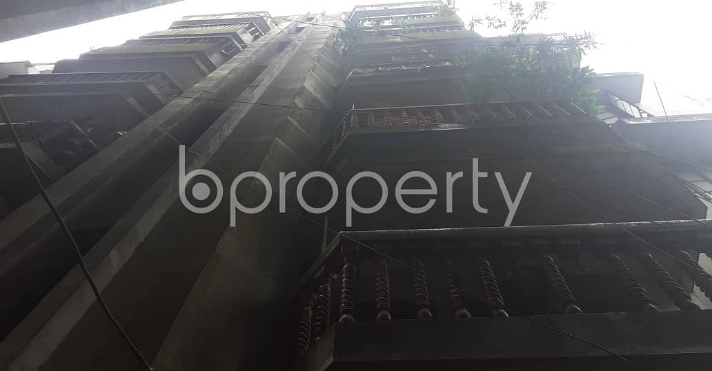 1000 SQ FT flat is now Vacant to rent in 31 No. Alkoron Ward
