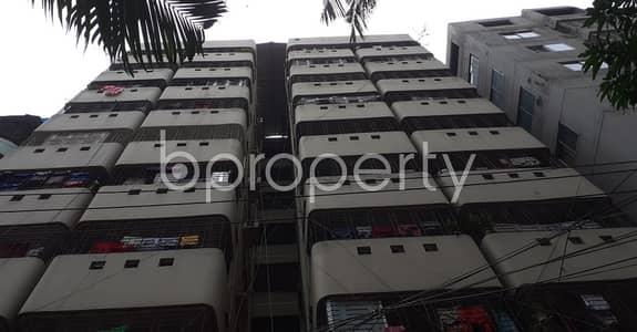 3 Bedroom Flat for Sale in Kathalbagan, Dhaka - Properly Constructed 1120 Sq Ft Flat For Sale In Kathalbagan