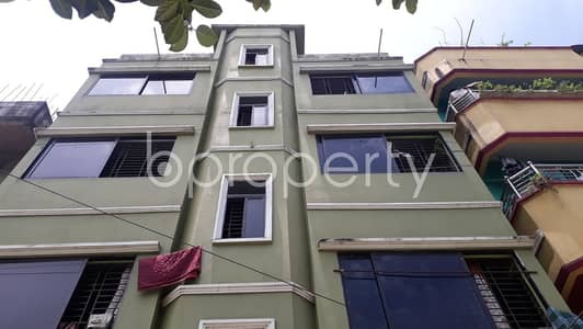 2 Bedroom Apartment for Rent in Halishahar, Chattogram - Well-constructed 850 Sq Ft Apartment Is Ready For Rent At Halishahar
