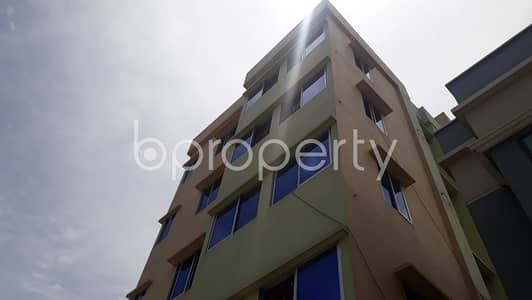 2 Bedroom Apartment for Rent in Halishahar, Chattogram - A Dazzling Apartment Of 800 Sq Ft Is Up For Rent In Newmuring R/a