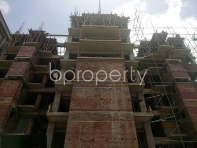 2 Bedroom Flat for Sale in Aftab Nagar, Dhaka - In Aftab Nagar A 1394 Sq. ft Residential Apartment Is For Sale