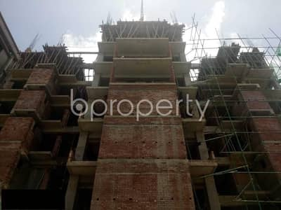 1485 Square Feet Under Construction Flat For Sale In The Location Of Aftab Nagar.