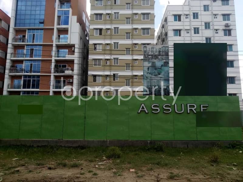 Worthy 2388 SQ FT Residential Apartment is for sale at Aftab Nagar