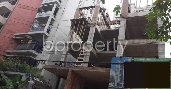 Studio for Sale in Bashundhara R-A, Dhaka - A Flat For Sale In Bashundhara R-a