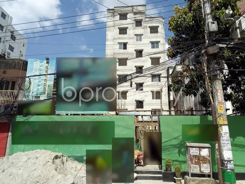 Near By Atlantic Maritime Academy 1444 Sq. ft Residential Apartment For Sale At Uttara