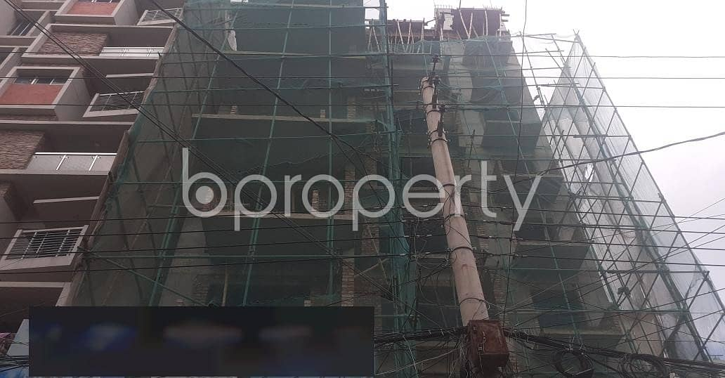 Worthy 2083 SQ FT Residential Apartment is for sale at Uttara, Sector 6