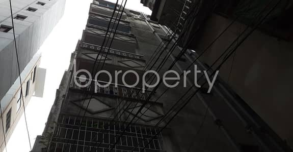 Available In Kalabagan 1st Lane, A 450 Sq. Ft Apartment For Rent.