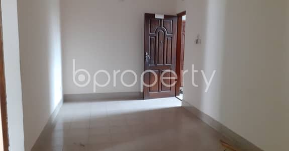 2 Bedroom Apartment for Rent in Ibrahimpur, Dhaka - Spaciously Designed This Apartment Is Now Vacant For Rent In Ashi Dag Road,Ibrahimpur