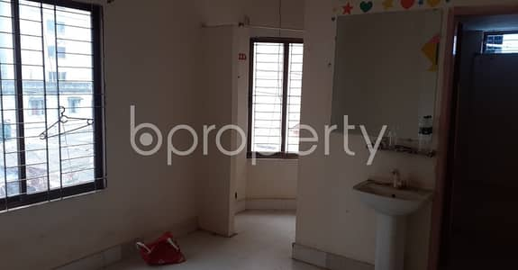 2 Bedroom Apartment for Rent in Zafrabad, Dhaka - 900 Sq Ft Fine Flat Is Now For Rent Which Is In Zafrabad