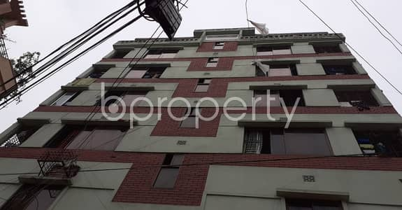 1 Bedroom Flat for Rent in Zafrabad, Dhaka - Offering You A Single Bedroom Flat For Rent In Zafrabad