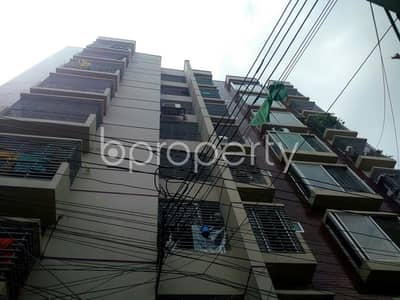 This 3 Bedroom Apartment Up For Rent At South Khulshi Near Paharika Abashik Jam-E-Masjid.