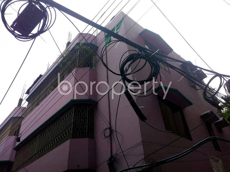 This Apartment Up For Rent At South Khulshi Near Paharika Abashik Jam-e-masjid.