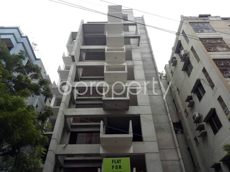 We Have A 2000 Sq. Ft Flat For Sale In Uttara Nearby 10 Number Sector Central Jame Masjid