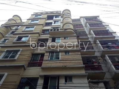 বিক্রয়ের জন্য BAYUT_ONLYএর অ্যাপার্টমেন্ট - মগবাজার, ঢাকা - A 3 Bedroom And 1167 Sq Ft Properly Developed Flat For Sale In Nayatola .