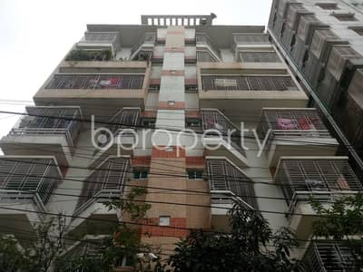 3 Bedroom Apartment for Sale in Aftab Nagar, Dhaka - An Apartment Of 1275 Sq. Ft For Sale Is All Set For You To Settle In Aftab Nagar.