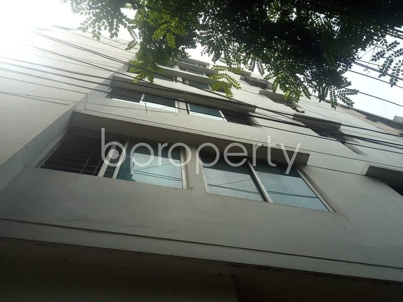 A 2 Bedroom Apartment Is Up For Sale Near Uttar Badda Siddikya Jame Mosque