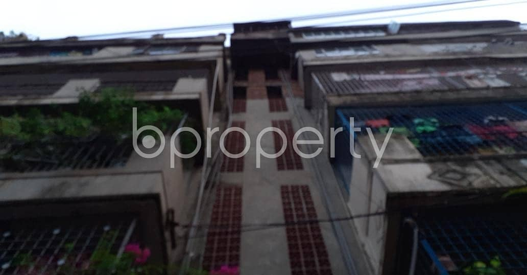 Visit This Flat In Kalabagan 1st Lane For Rent Which Is Ready To Move In