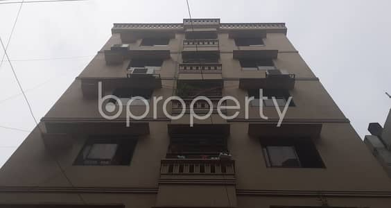 3 Bedroom Apartment for Rent in Banasree, Dhaka - In The Location Of Banasree A Standard 950 Sq. Ft Flat Is For Rent