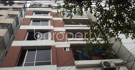 800 Square Feet Nice And Affordable Residential Apartment For Rent In North Dhanmondi Road