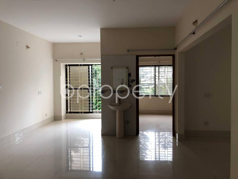 A 2100 Sq Ft Residential Apartment Is Up For Sale Located At Bashundhara R-A Close To North South University