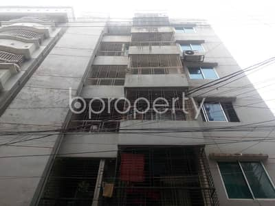2 Bedroom Flat for Sale in Banasree, Dhaka - Looking For A Tasteful Home For Sale In South Banasree Project? Check This One