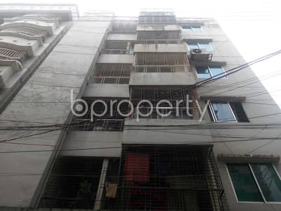 2 Bedroom Apartment for Sale in Banasree, Dhaka - This 780 Sq. Ft Flat In South Banasree Project With A Convenient Price Is Up For Sale