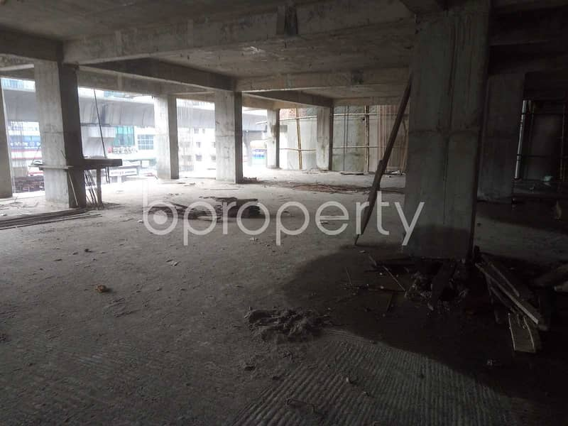 5000 Sq Ft Office Is Available To Rent In Mirpur 7
