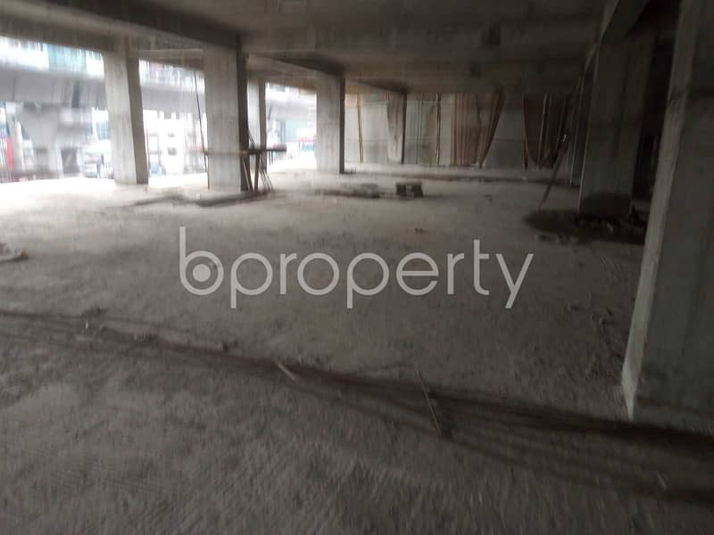 5000 Sq Ft Commercial Area Is Available To Rent In Mirpur 7, Road No 3