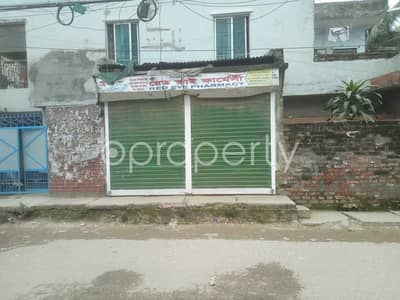 Shop for Rent in Badda, Dhaka - At Badda, 80 Sq Ft Well Fitted Shop Is ready To Rent