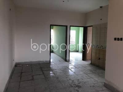 2 Bedroom Apartment for Sale in Khilgaon, Dhaka - Apartment Of 570 Sq Ft For Sale In South Goran