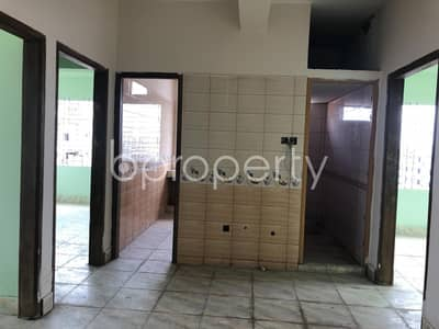 3 Bedroom Flat for Sale in Khilgaon, Dhaka - Well Built And Lovely Flat Of 1040 Sq Ft Is Vacant For Sale At South Goran, Khilgaon