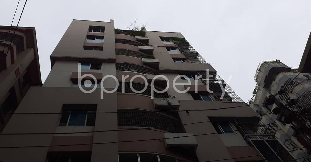 In Kalabagan 2nd Lane A Standard 2 Bedroom Flat Is For Rent
