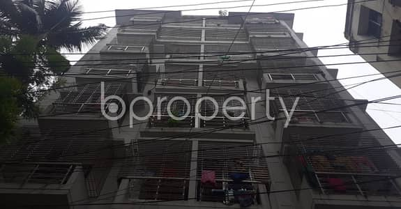 3 Bedroom Apartment for Sale in Shyamoli, Dhaka - A Nice And Medium Sized 1500 Sq Ft Residential Apartment Is Available For Sale At Shyamoli