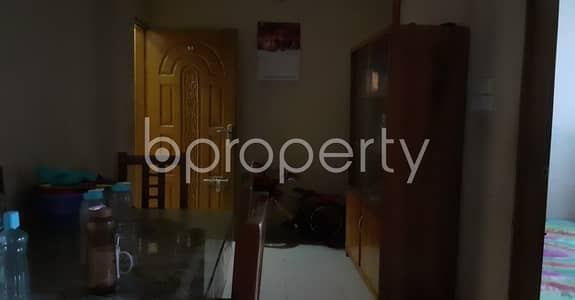 2 Bedroom Apartment for Rent in Halishahar, Chattogram - At Anandadhara R/A, An Apartment For Rent Is Available