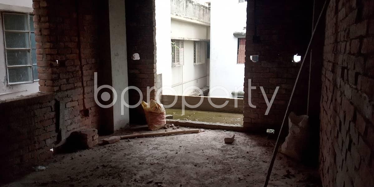 1170 Sq Ft Flat For Sale At Shiddheswari Lane