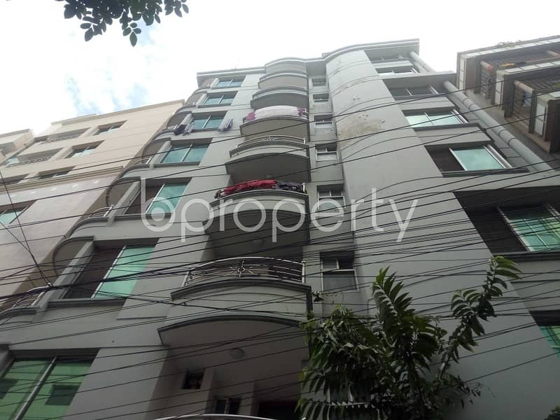 A Nice And Medium Sized 1450 Sq Ft Residential Apartment Is Available For Rent At Sugandha R/a