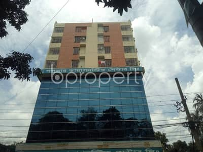 Well Developed And Nicely Planned 1350 Sq Ft Flat Is Up For Rent In Panchlaish