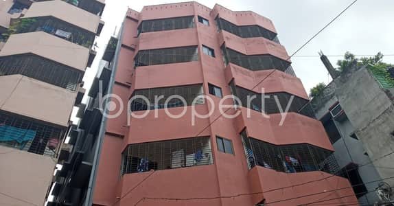 2 Bedroom Flat for Rent in Kathalbagan, Dhaka - Check This Fine Looking Flat Of 900 Sq Ft Offered For Rent At Kathalbagan