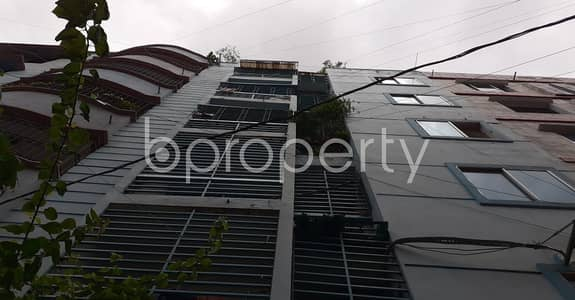 2 Bedroom Apartment for Rent in Lalmatia, Dhaka - Looking For A Tasteful Home To Rent In Lalmatia Close To Al-manar Hospital Ltd. ? Check This One