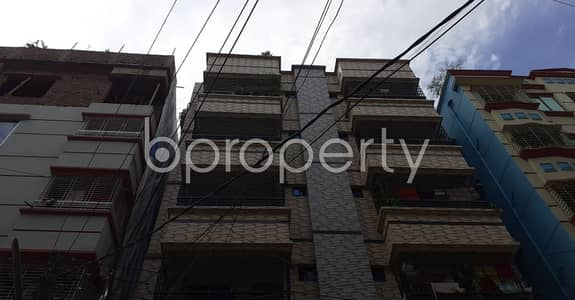 ভাড়ার জন্য BAYUT_ONLYএর ফ্ল্যাট - নিকুঞ্জ, ঢাকা - Apartment Of 750 Sq Ft For Rent In Nikunja, Near City General Hospital