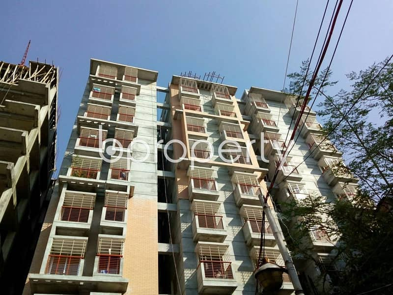 Check This 1272 Sq. Ft Nice Flat For Sale At Lalbagh Nearby Rahamatullah Model High School
