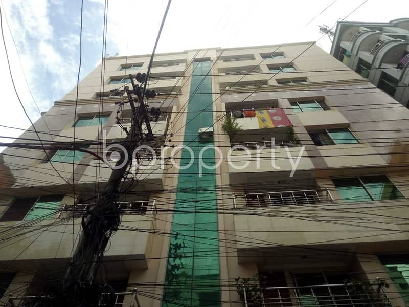 Offering you well constructed 1550 SQ FT apartment to Rent in Panchlaish