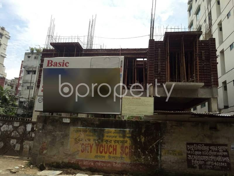 Your Desirable Cozy Flat Of 2100 Sq Ft Is Ready For Sale In Uttara Near Tanjimul Ummah Pre-cadet Madrasa