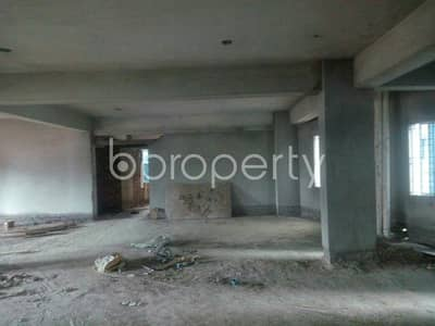 Floor for Rent in Badda, Dhaka - 5350 Sq Ft Commercial Space Is Available For Rent Which Is Located In Progoti Sorony